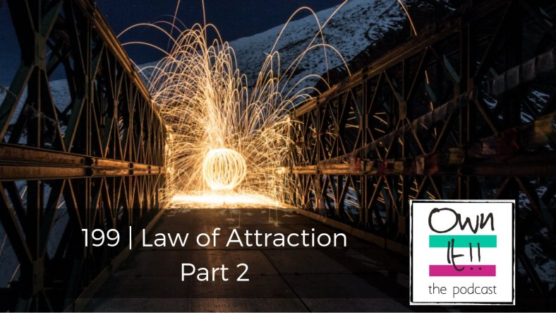 Own It! 199 | Law of Attraction (Part 2)