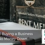 207 | Buying a Business No Money Down