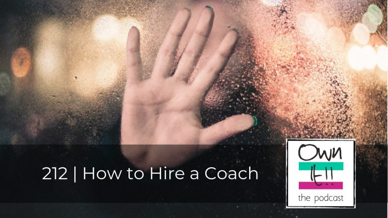 212 | How to Hire a Coach