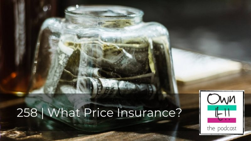 258 | What Price Insurance?